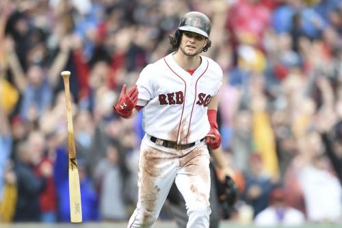 2017 Red Sox Review: Andrew Benintendi