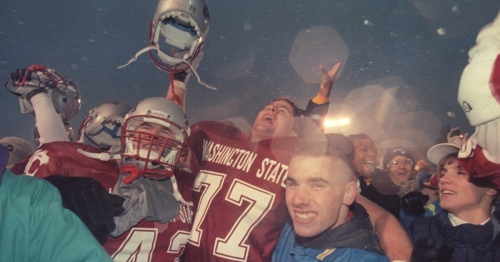 Last time Apple Cup loomed so large was 1992 when Huskies, Cougars started 6-0