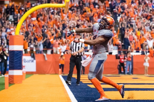 Syracuse channels 'Thriller' in Friday the 13th Clemson hype video