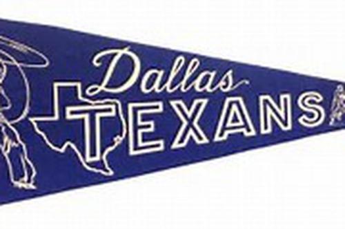 Original Texans: 1952 Dallas Texans