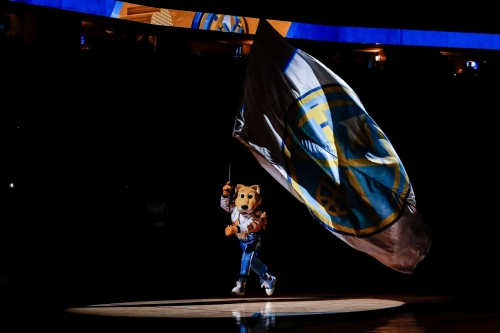 Rocky and the Denver Nuggets are joining Stiffs Night Out!