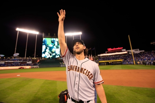 Madison Bumgarner's shadow is hanging over the playoffs