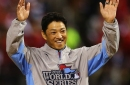 On this day in 2006, the So Taguchi hit a home run against the Mets - A Hunt and Peck