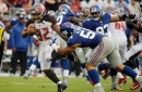 Broncos-Giants injury update: The Giants are down a lot of players this week