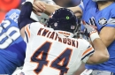 Chicago Bears Injury Report: Nick Kwiatkoski and Hroniss Grasu are questionable