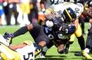 Ravens vs. Bears player status: Matt Skura and Terrance West ruled out