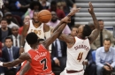 Iman Shumpert to start in place of LeBron James vs. Magic