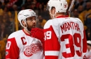 Red Wings at Golden Knights Gameday Updates: Line Combinations, Key Matchups