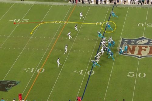 Carolina Panthers Film Analysis: Breaking down Cam Newton's three interceptions against the Philadelphia Eagles