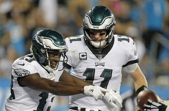 First-place Eagles raise level of expectations