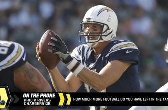 How much more football does Rivers have left in the tank?