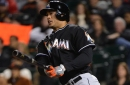 The Marlins are looking to cut payroll, and the Giants would like to take a Giancarlo Stanton-sized salary off their hands