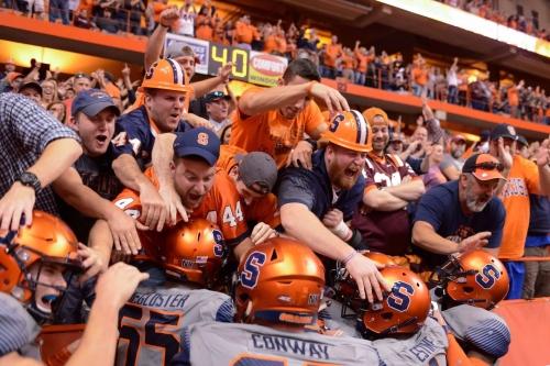 GameThread: Syracuse Orange (3-3) vs. Clemson Tigers (6-0)