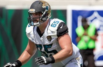 Jaguars center Brandon Linder remains out with illness, won't play vs. Rams