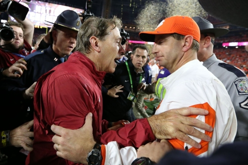Poll: What do you think about Dabo Swinney coming to Tuscaloosa for the 1992 Reunion?