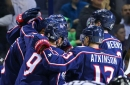 Panarin Scores His First, Columbus Roars to Life: Blue Jackets 3, Rangers 1