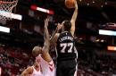 San Antonio vs. Houston, Final Score: Spurs over Rockets, 106-97