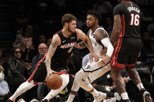 Heat starters and reserves humbled by the 76ers in a 119-95 preseason loss