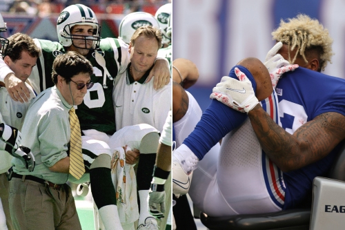 What Giants can learn from the Jets who quit pitying themselves