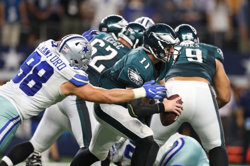 BTB's OchoLive: Can the Cowboys rundown the Eagles in the NFC East?