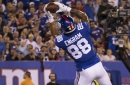 Giants rookie says he can carry load for depleted receiving corps