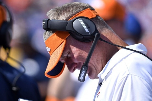 Mike McCoy wants to see the Broncos offense 'eliminate the little mistakes' in the red zone