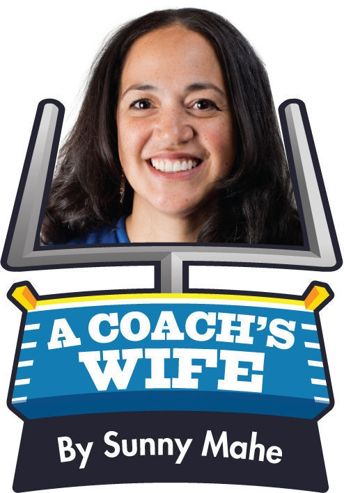 A Coach's Wife: Supporting entertainers in tights