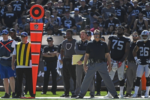 Is it a `must-win' game for Raiders over Chargers? Not yet, but it's getting closer