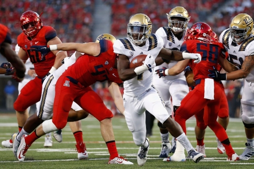 How To Watch UCLA Bruins at Arizona Wildcats Football: Game Time, TV Schedule, Radio and More