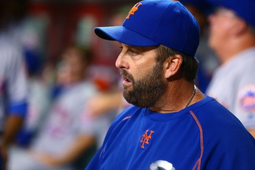 Mets Morning News: Mets interview Kevin Long