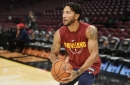 Cleveland Cavaliers one play explained: Derrick Rose attacks on the break