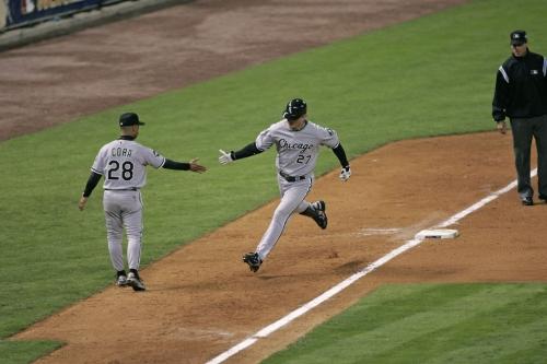 Sporcle Saturday: White Sox Postseason Home Runs