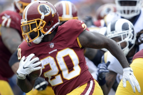 The Redskins Need a Complete RB.