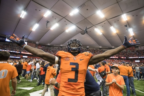 Syracuse 27, Clemson 24: Twitter's top reactions from the upset