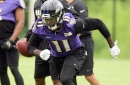Nelson Agolor breakout reminds fans to be patient with Breshad Perriman