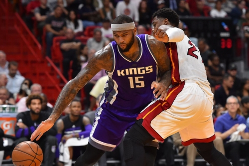 Should Heat trade Whiteside for Cousins?