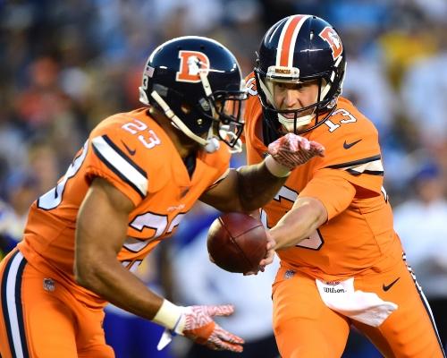 Broncos won't trade Devontae Booker to Cowboys