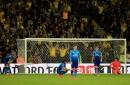 Match Report: Watford 2 - Arsenal 1