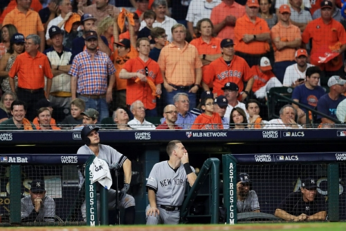 Playoffs Game Thread: ALCS and NLCS