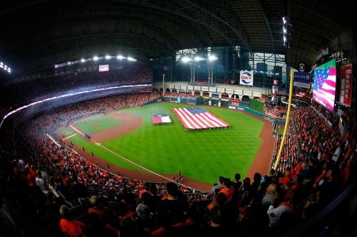 New York Yankees at Houston Astros: ALCS Game 2 GameThread...