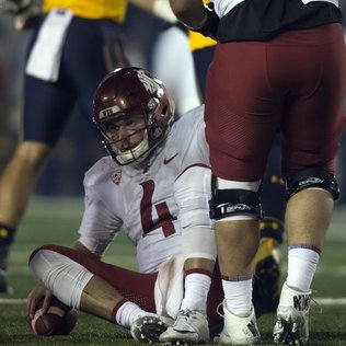 Down, but not yet out of the Pac-12 title race, how WSU responds to Cal upset will define its season