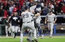 FS1, players whiff on gaffe at the end of Yankees-Indians series