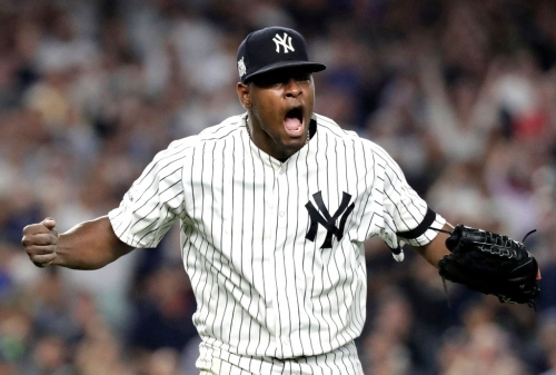 Severino's been hit hard by the Astros: Can he turn it around?