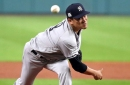 Tanaka gave Yankees a chance despite barely throwing 1 pitch