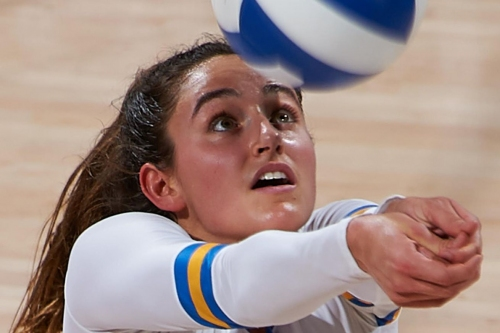 #12 UCLA Women's Volleyball Falls to #3 Stanford in Four Sets; Hosts UC Berkeley Tonight