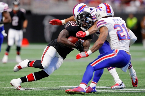 Atlanta Falcons talk: Will this be a monster game for Tevin Coleman?