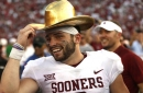 OU football: Baker Mayfield turns contemplative after victory over Texas