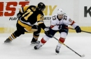 Crosby scores twice, leads Penguins past Panthers 4-3 (Oct 14, 2017)