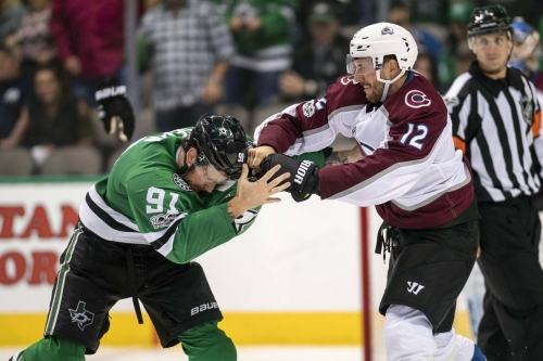 The Avalanche Fall in Dallas as Their 3 Win Streak Comes to an End