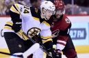 Bruins vs. Coyotes 10/14/17 RECAP: Bruins dismantle Arizona in a 6-2 win!